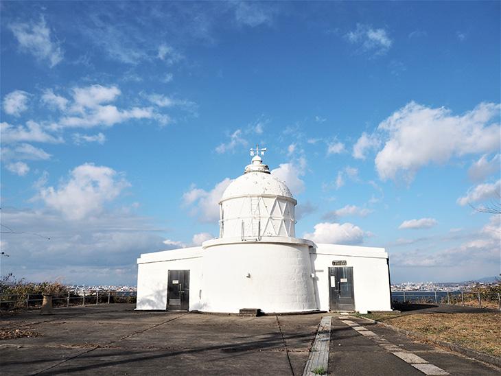 江崎灯台 洋式灯台