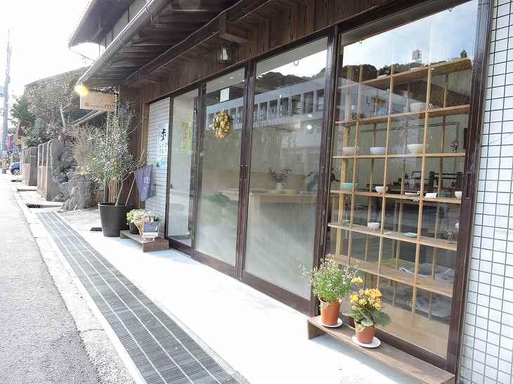 レトロ小道「陶koubou m」