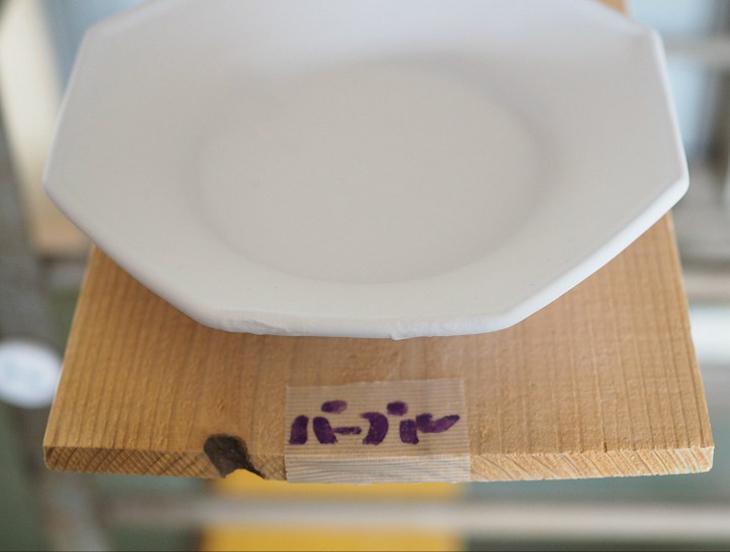 Awabi wareの作陶スタイル