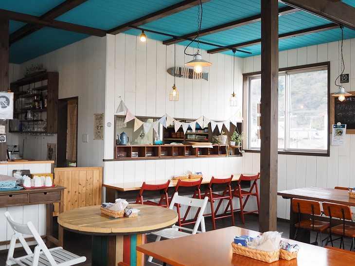 中原水産 レストラン