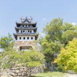 珍しい石垣と絶景に、ロマンを感じる洲本城/洲本城(兵庫県洲本市)