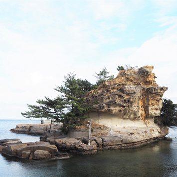 淡路島 絵島